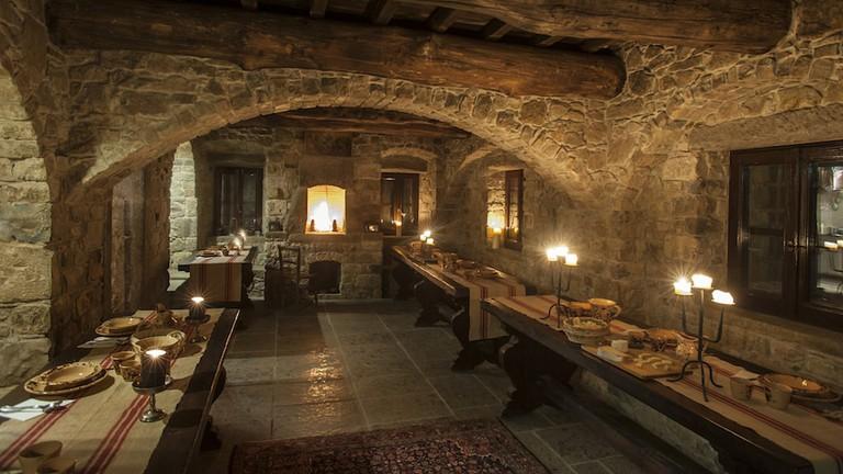 Eremito Hotelito Del Alma, Parrano
