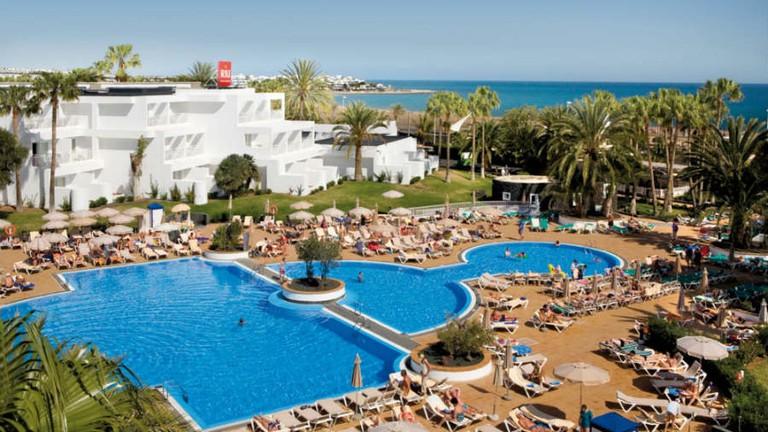 Hotel Riu Paraiso Lanzarote Resort, Las Palmas