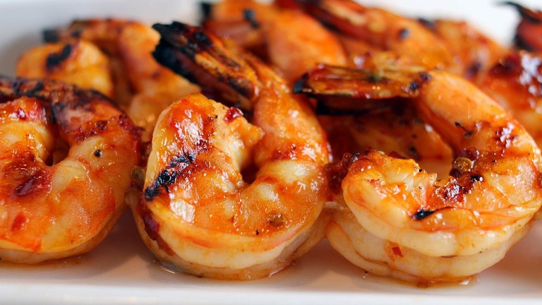 Grilled prawns   © medoa7164 / Pixabay