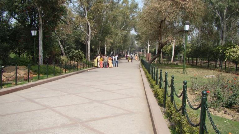 Shahjahan Garden, Uttar Pradesh