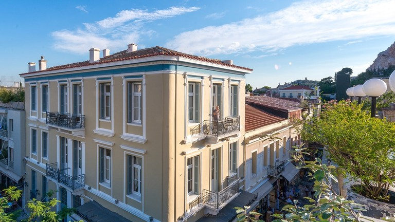 Palladian Home, Athens