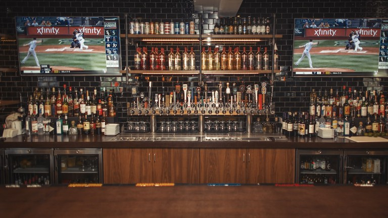The Howe Features 40 Beers on Tap | Courtesy of The Howe Daily Kitchen & Bar