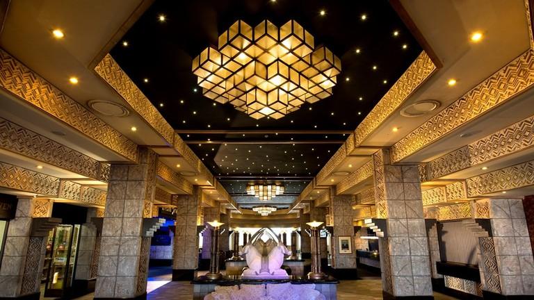 Windhoek Country Club and Resort lobby