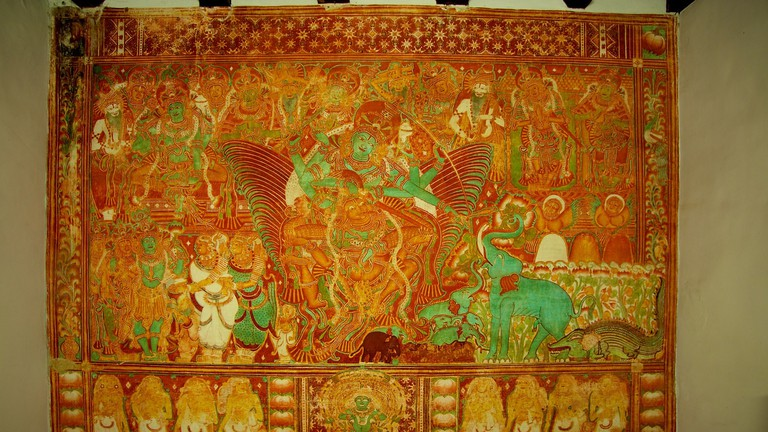 10.krishnapuram_palace_
