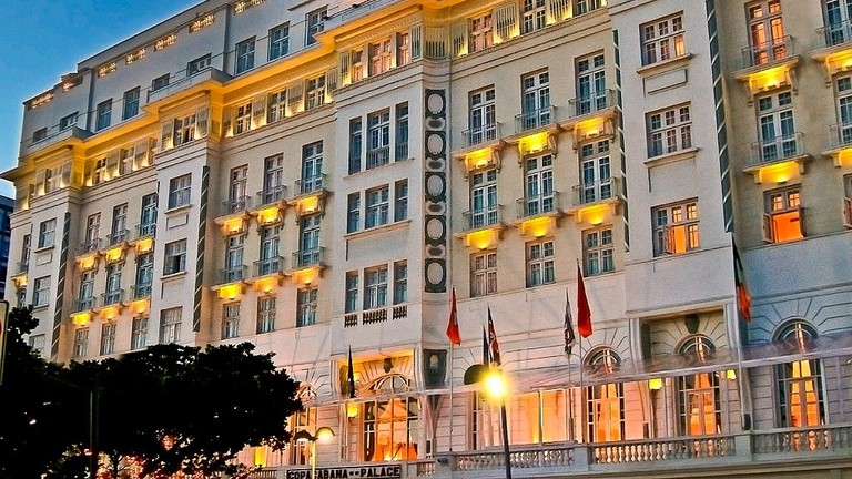 honeymoon hotels in Rio de Janeiro, Brazil