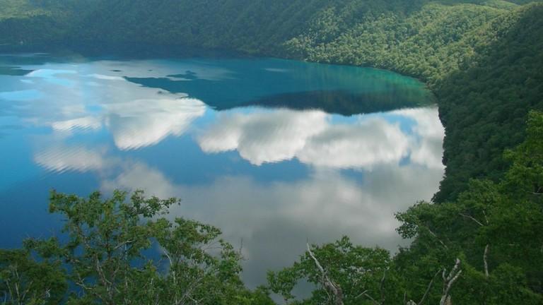 The view at Lake Mashu is captivating