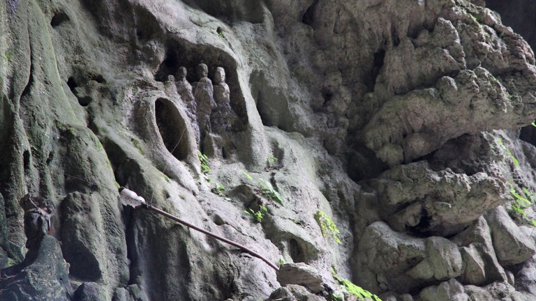 Cave pagoda   © Maya-Anaïs Yataghène/Flickr