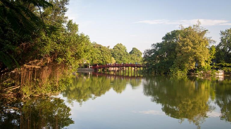 Hoan Kiem Lake | © Guerretto/Flickr