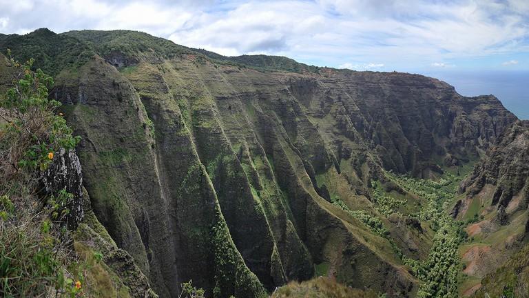 Awa'awapuhi Trail   © Hans Zeller/Flickr