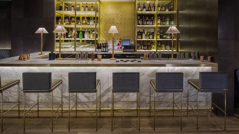 Bar at Indian Accent