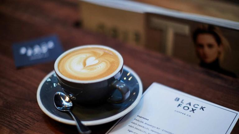 Black Fox Coffee Co., New York