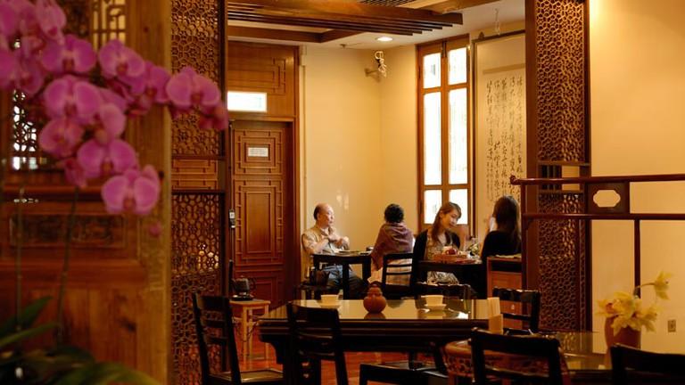 LockCha Tea House Hong Kong Dim Sum