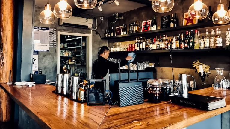 Café Zarah, Beijing