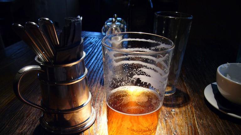 A Londoner Pint