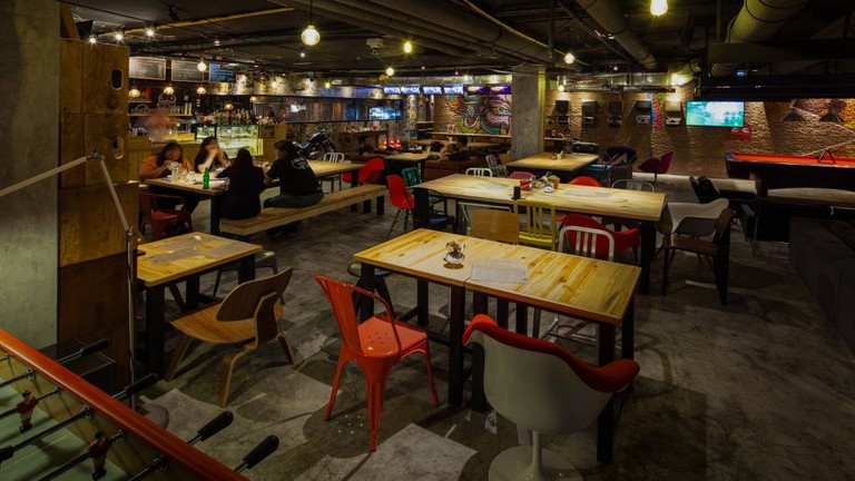 Game Over Lounge, Bangkok