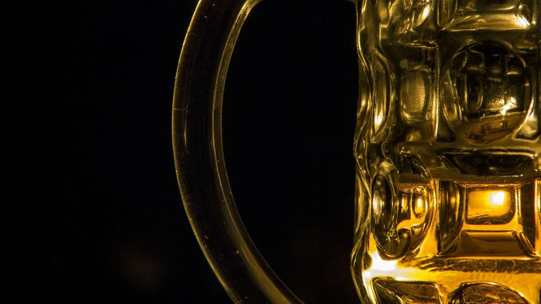 Beer, the delicious nectar that makes life so sweet