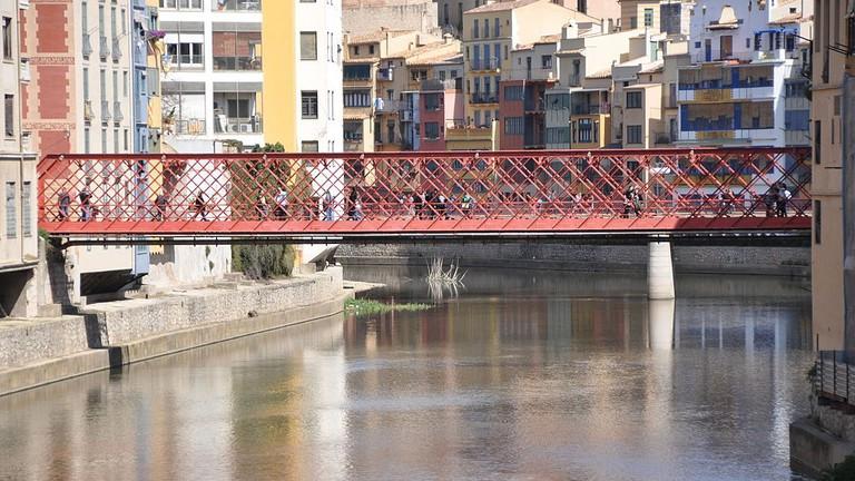 Eiffel Bridge Girona