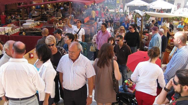 San Agustín Market, Granada