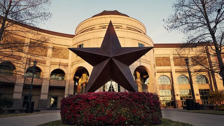 Bullock Texas State History Museum, Austin
