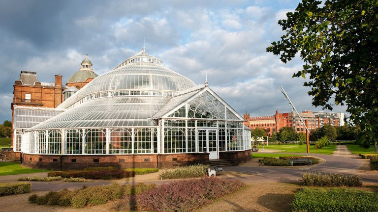 Peoples Palace And Winter Gardens