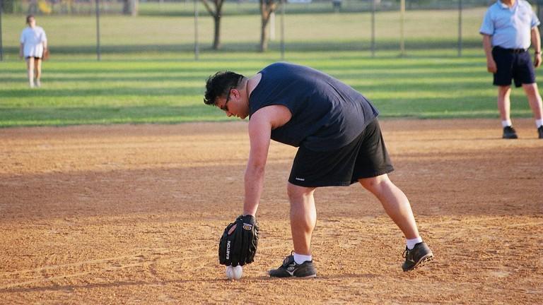 Softball in Austin