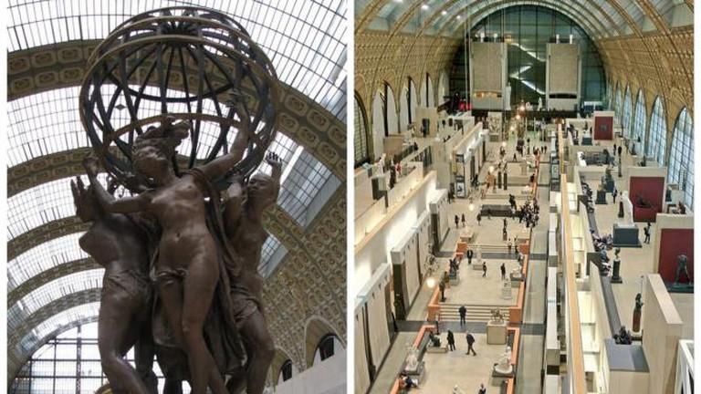Musée d'Orsay, Rue de la Légion d'Honneur