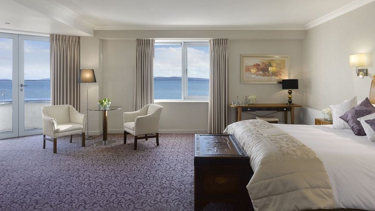 Seaview Suite at Salthill Hotel Galway
