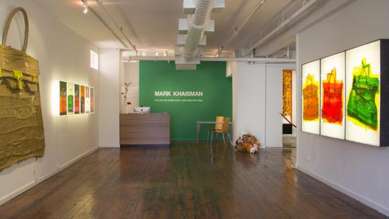 Pentimenti Gallery, Philadelphia