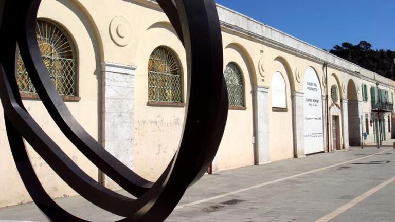 Galerie des Ponchettes exterior