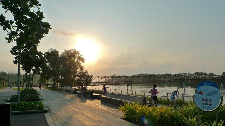 Punggol Park Waterway
