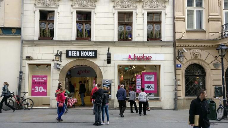 Greg&Tom Beer House, Krakow