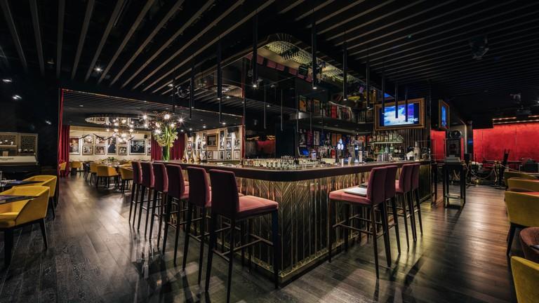 Montreux Jazz Café, Singapore