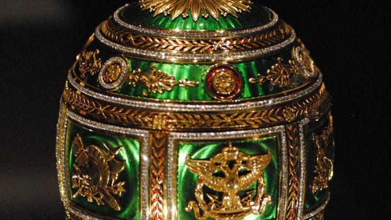 Imperial Napoleonic Fabergé Egg