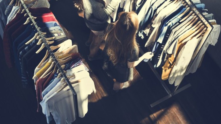 Seville's concept stores offer a huge range of styles and designers