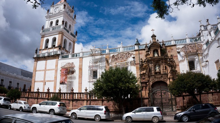 Sucre Cathedral and Museum