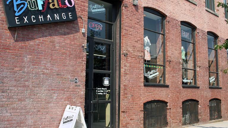 Buffalo Exchange, Driggs Avenue