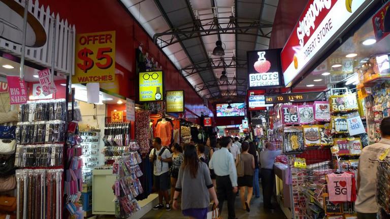 The Bugis Street Market