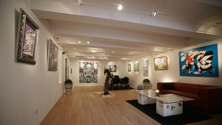 Mason Noirez Gallery, France