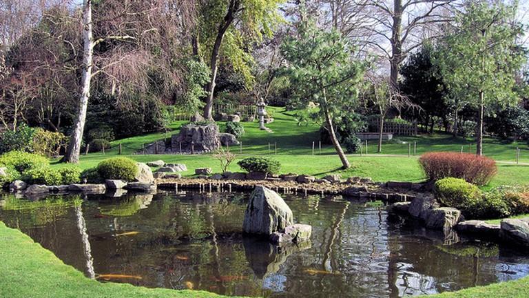Kyoto Garden, London