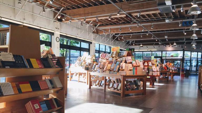 Powell's City of Books, Burnside Street