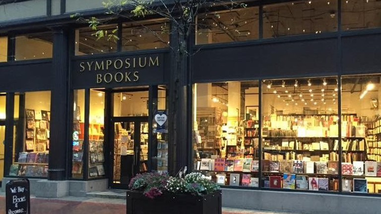 Symposium Books, Providence