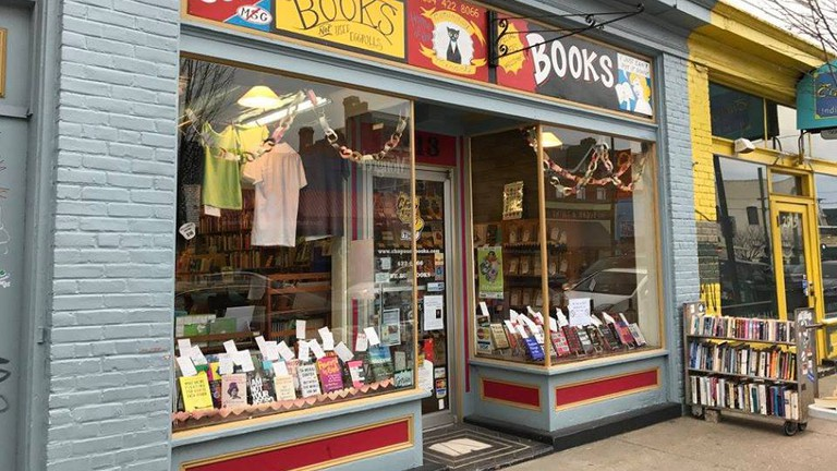 Chop Suey Books, Richmond