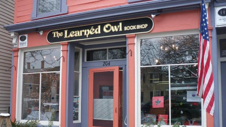 Learned Owl Book Shop, Hudson