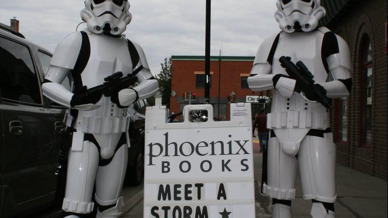 Phoenix Books Rutland