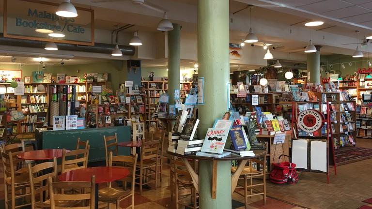 Malaprop's Bookstore/Cafe, North Carolina