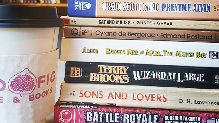 Wild Fig Books & Coffee, Lexington