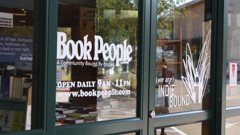 BookPeople, Lamar Boulevard