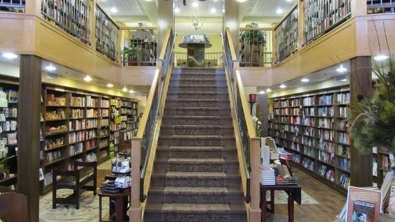 Mitzi's Books, South Dakota