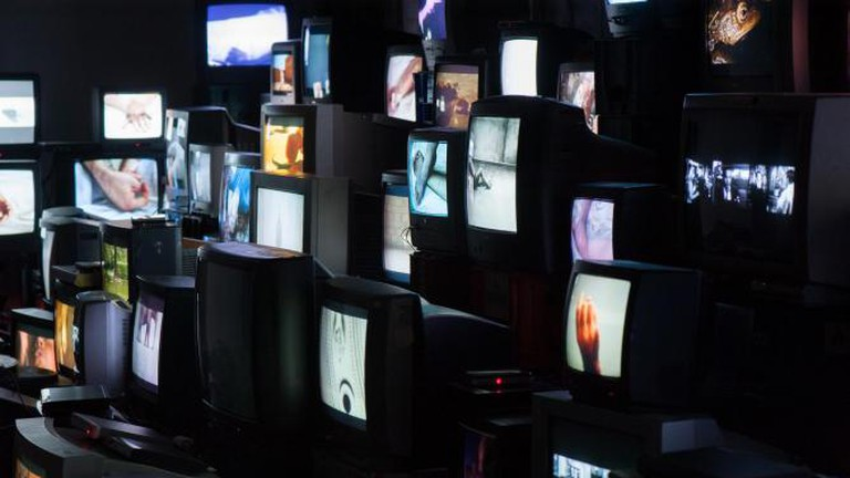 Douglas Gordon exhibition, 'Pretty much every film and video work from about 1992 until now'