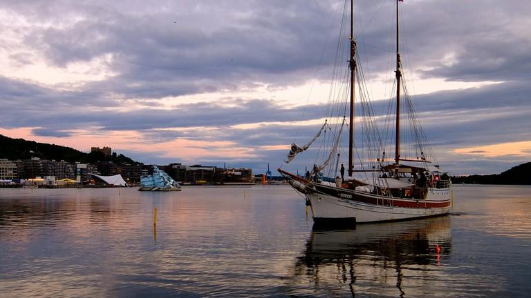 Fiordo de Oslo